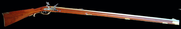 Harris Gun Works Armstrong style longrifle